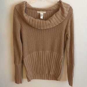 Hilliard & Hansan knit top